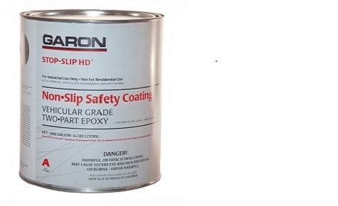 Anti Slip Epoxy Coating - STOP-SLIP™ HD